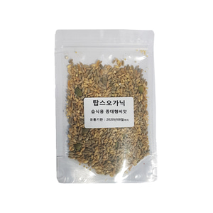 TOP's Organic All in One Seed Mix (중.대형앵무용 씨앗믹스) 100g (습식) 21년 4월30일